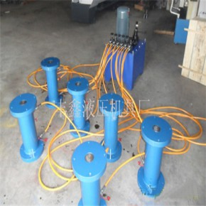 丰鑫液压专业生产电动液压千斤顶