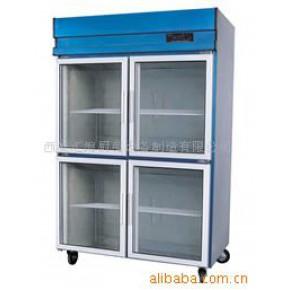 四玻璃门冷藏柜