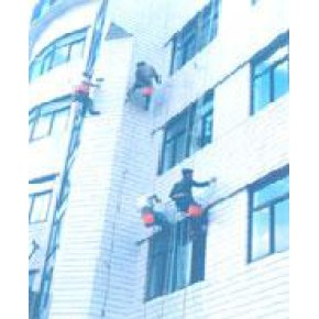 江苏秦高建安——商场大楼外墙清洗、大酒店大楼外墙清洗