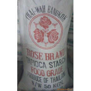 长期现货代理供应泰国进口木薯原淀粉