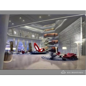 武汉酒店宾馆装修设计有气质的企业