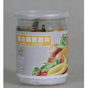 合肥食品批发台湾合味堂综合果蔬脆片天禧贸易