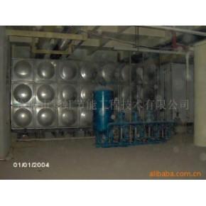 大型不锈钢方型组合式水箱