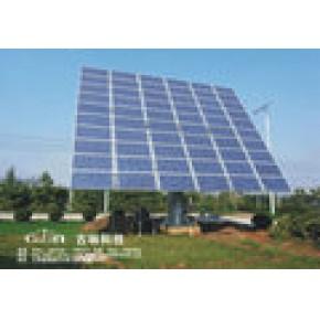 古林太阳能地柱支架系统