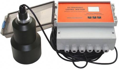 分体式壁挂型大量程超声波物位仪