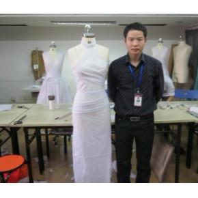 福州服装工业打版培训电脑CAD打版培训服装设计培训免费针车培