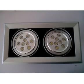烟台欧达照明有限公司促销5W9W 双头斗胆灯