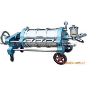 硅藻土过滤机 加压过滤 固液分离