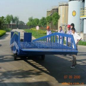 移动式登车桥,集装箱装卸货平台,移动式装车平台