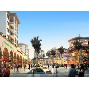 商业街立面设计