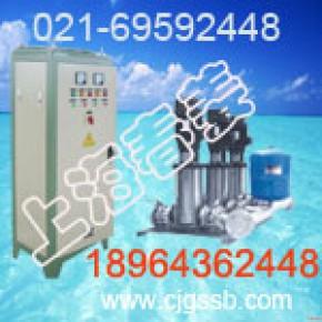 CGJH建湖浴场管道增压泵组