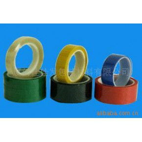 各种颜色透明胶带 BOPP