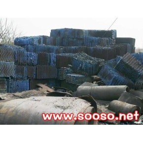 浅谈PVC冷却塔废填料回收中遇到的瓶颈