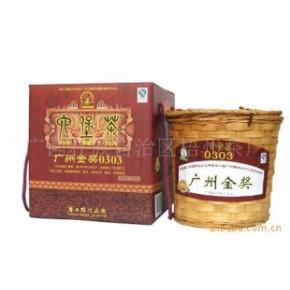 0303 三鹤牌广州金奖六堡茶