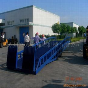 移动式登车桥,登车桥,卸货平台,集装箱装卸平台