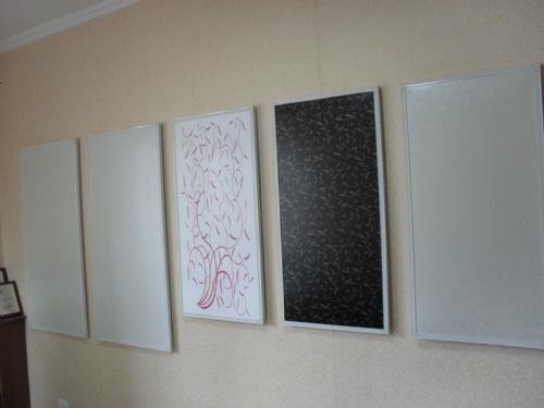 2012年东灿碳晶墙暖安装展示
