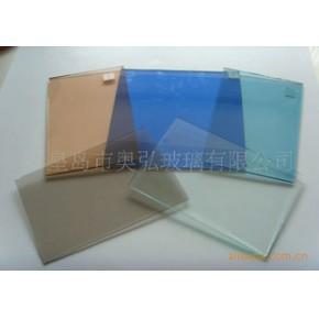 有色浮法玻璃 色玻 800(℃)