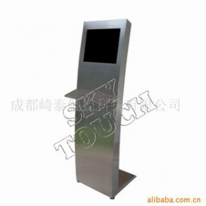 触摸液晶自助服务终端一体机,出口内销,互动多媒体终端
