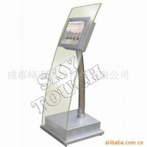 触摸液晶立式自助服务终端一体机,出口内销,互动多媒体终端
