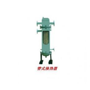管壳式换热器型号