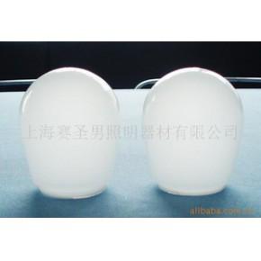 上海赛圣男供应球形玻璃灯罩