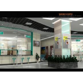 重庆陈列厅、重庆校史馆设计装修施工、重庆专卖店设计施工