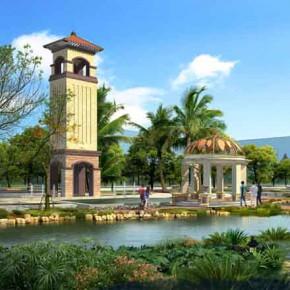 兰州大学校园酒店庭院景观设计专业首选兰州纳川公司