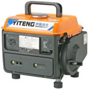 650W汽油发电机 小型 便携式