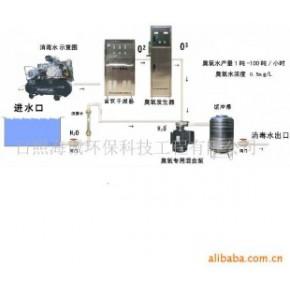 臭氧、臭氧水处理系统、泳池设备、游泳池设备