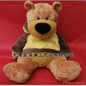 buzzwell熊毛绒玩具