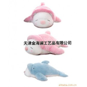 foody海豹趴枕 毛绒玩具