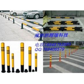 提供防撞栏 挡轮管 车轮挡杆 深圳防撞栏