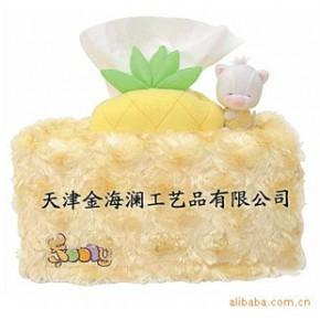 foody菠萝纸巾套 菠萝纸巾套