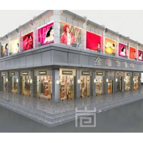 深圳商场设计,深圳商场装修设计