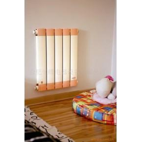 暖博世铜铝复合散热器(暖气片)双弧面系列