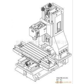 数控铣床光机TOM-850C