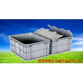 可堆式物流周转箱找王锡钰15358113996