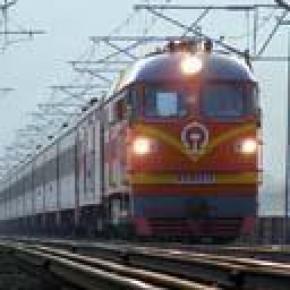 连云港到阿斯塔纳国际铁路运输