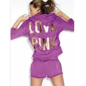 品牌维多利亚PINK原版家居服睡衣睡袍内贴牌研发生产定制