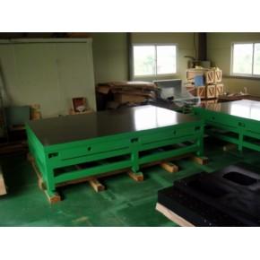铸铁平板,铸铁平台,精密铸铁件专业机械加工铸造厂家