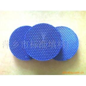 蜂窝陶瓷过滤片 标准填料