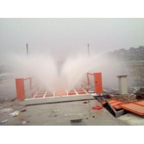 山东供应自动高压水流工地车辆冲洗机--一和联信机械