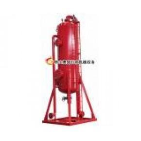 液气分离器,泥浆气体分离器,油田液气分离器,钻井液气分离器