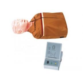 高级半身数码打印心肺复苏训练模拟人