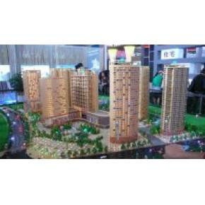 建筑模型  学校展览模型   小区规划模型