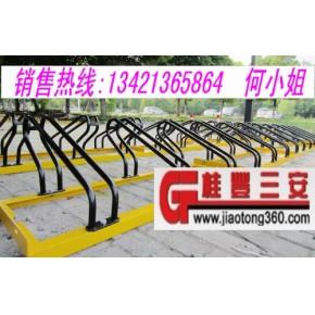 中山工厂自行车架安装 自行车摆放架年底大促销