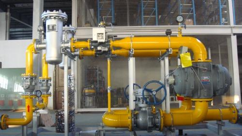 上海天信生产-燃气调压计量箱