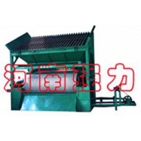 磁选机 铁矿磁选机价格  铁矿干式磁选设备首选河南强力