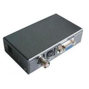 仝丽AV128 (AV-VGA)AV转VGA转换器,S端子转VGA转换器 工程品质