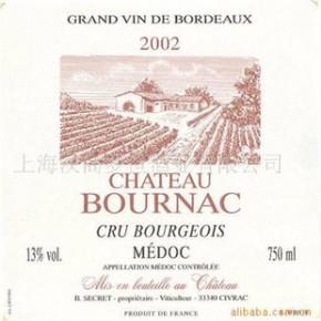 博纳克酒庄干红葡萄酒(法国波尔多产区)